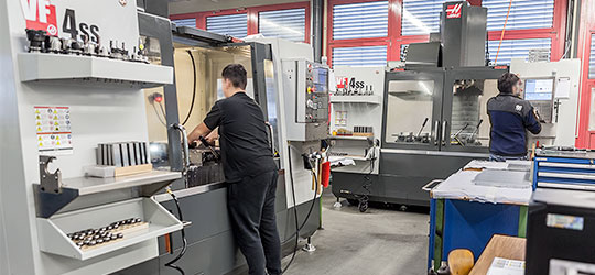 nouvelles Haas VF-4ss